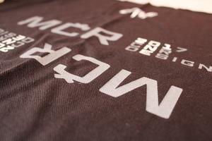 sítotisk potisk na trička