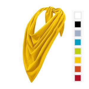bavlněný trojcípý šátek